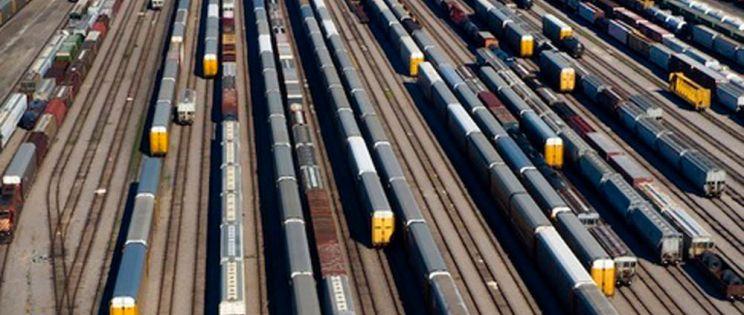 Apuesta por el transporte ferroviario de mercancías.