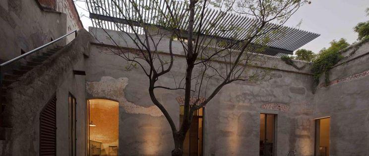 Rehabilitación arquitectónica de la  sede de Ediciones Tecolote, México