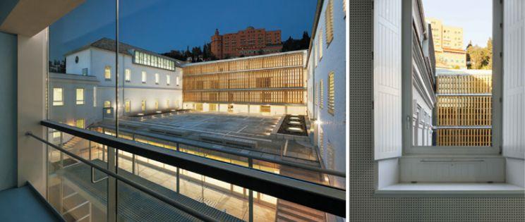 De hospital a Escuela de Arquitectura. V�ctor L�pez Cotelo Premio de Arquitectura Espa�ola 2015