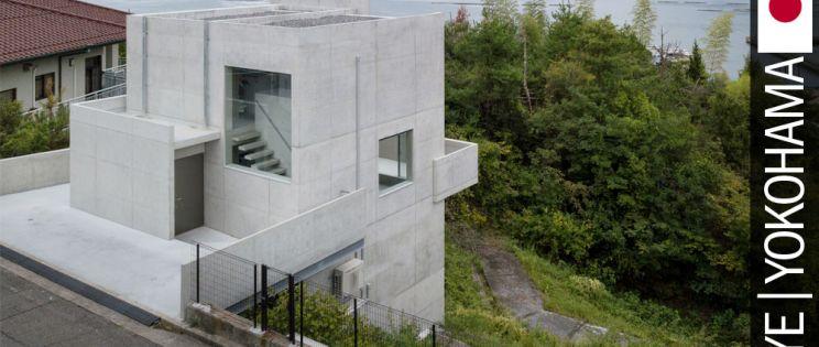 Kazunori Fujimoto Architects & Associates: Casa de hormigón en Ajina