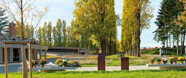 Arquitectura para después de la muerte: el cementerio de Joncherolles