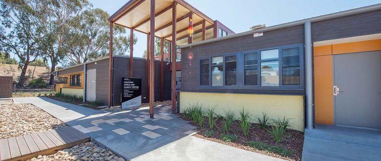 Highton Enhanced Children's Centre, una guardería y centro de salud sostenibles de Brand Architects