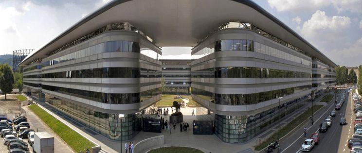 Foster firma un espectacular campus en Turín