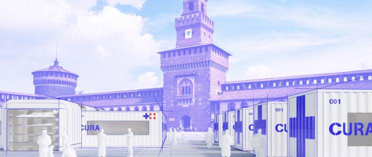 Arquitectura que salva vidas de Carlo Ratti Associati: Proyecto CURA