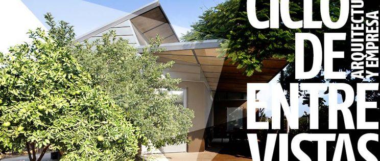 Entrevistas exclusivas Arquitectura y Empresa: Carlos Salazar Arquitectos