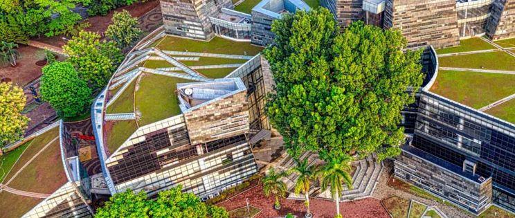 Cubiertas ajardinadas: sostenibilidad y diseño para una arquitectura con miras hacia el futuro