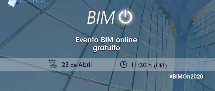 BIM On: el primer evento BIM online de España