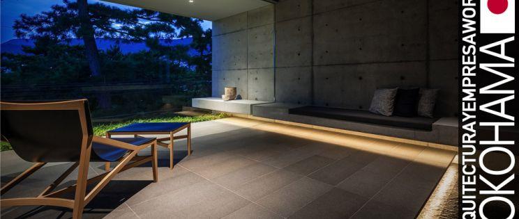 Proyecto F Residence de Gosize: arquitectura minimalista en estado puro