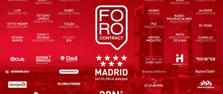 FORO Contract | Arquitectura y Empresa | MADRID