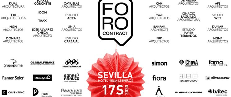 FORO Contract | AyE | SEVILLA 2020
