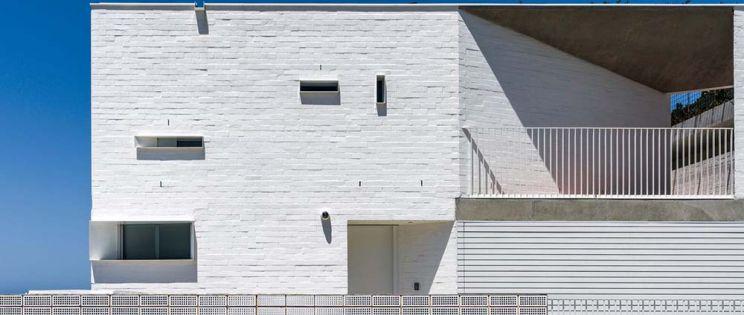 Sinceridad constructiva en viviendas de lujo. GB House, Renato D'Ettorre.