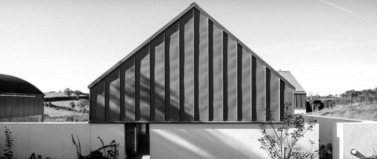 House Lessans, de McGonigle McGrath, nombrada Casa del Año en los RIBA 2019.