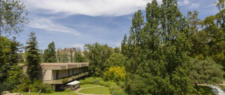 Paisaje y Arquitectura. El Jardín de la Fundación Calouste Gulbenkian