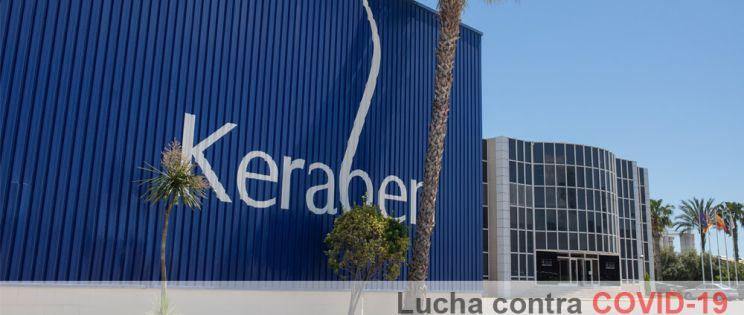 Keraben Grupo informa que interrumpe su actividad productiva temporalmente