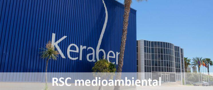 Keraben Grupo intensifica su RSC medioambiental. Una apuesta por un futuro más verde