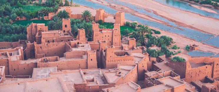 Ksar Aït Ben Haddou: arquitectura sin arquitecto