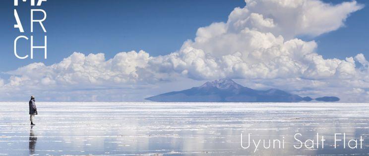 Concurso Uyuni Salt Flat Shelter