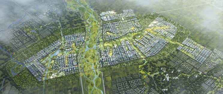 Urbanismo del siglo XXI: Masterplan de Xiong'an