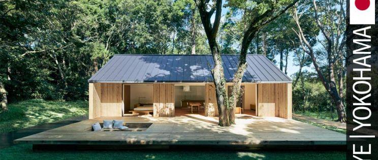 Hogares prefabricados MUJI: proyecto Yō no le House