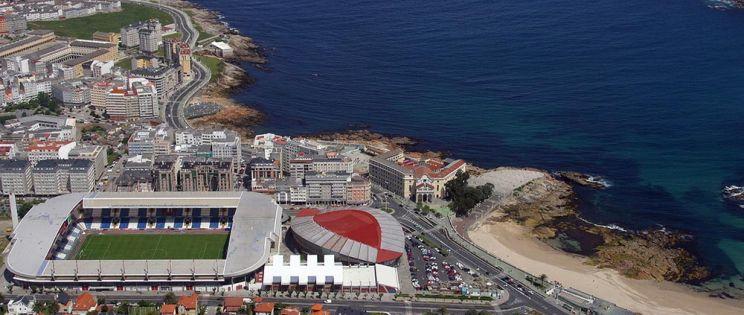 Arquitectura olvidada: se cumplen 50 años del Palacio de Deportes de La Coruña