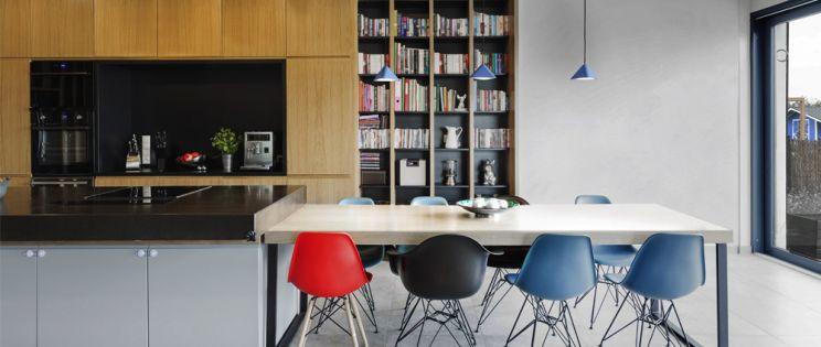 Iluminando el corazón de la vivienda: el comedor como espacio multifuncional