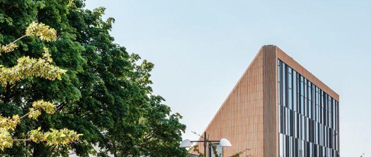 La biblioteca Tingbjerg como ejemplo de regeneración de un barrio