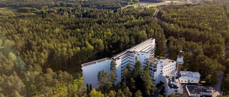 La arquitectura como medicina: El sanatorio de Paimio