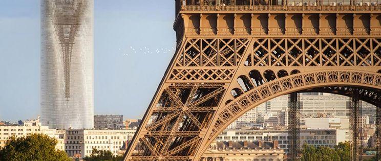 MAD architects. Proyecto Mirage, Tour Montparnasse