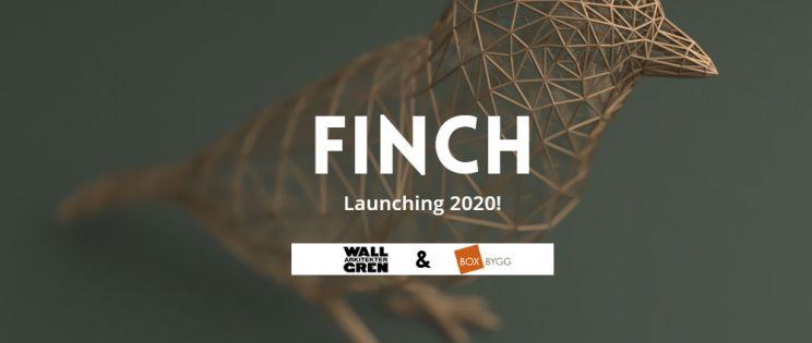 FINCH. El 2020 llegará con una nueva herramienta de diseño para arquitectos