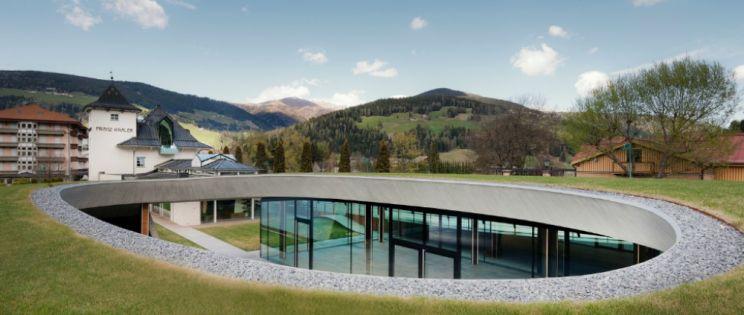 Proyecto Franz Kraler. Estudio de arquitectura Marastoni Architetti e Ingegneri Associati