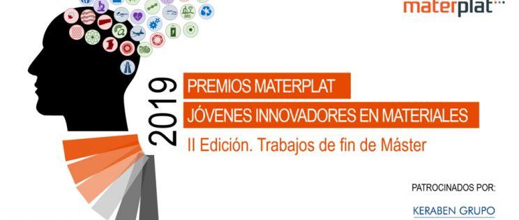 Keraben Grupo patrocina los Premios Materplat a jóvenes innovadores