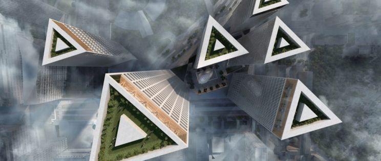 Torres Trigoni de Lahdelma & Mahlamäki Architects. Arquitectura inteligente