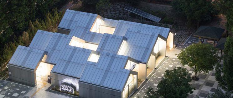 Centro comunitario Hannae Forest of Wisdom. Unsangdong Architects