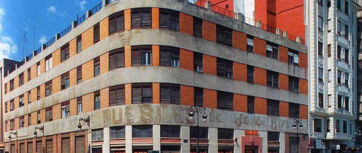 Edificio Cuadrado, Casa Rusa