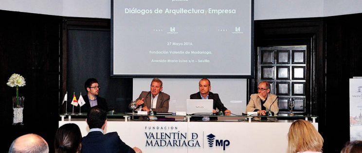 Arquitectura y Empresa: Diálogos en Sevilla.