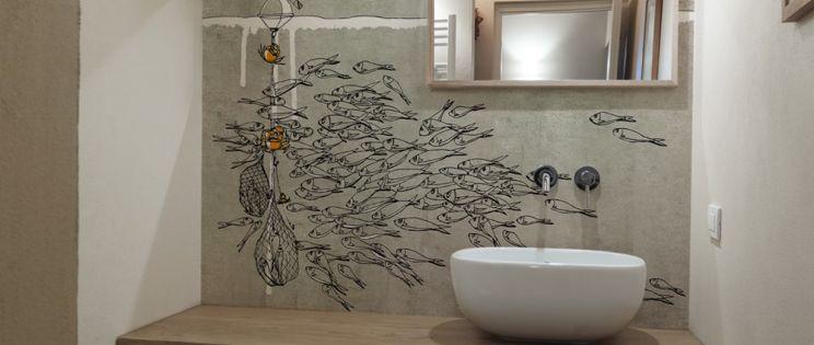 """Decorar el Baño con """"ARTE"""""""
