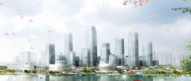 Nuevos asentamientos sostenibles en China