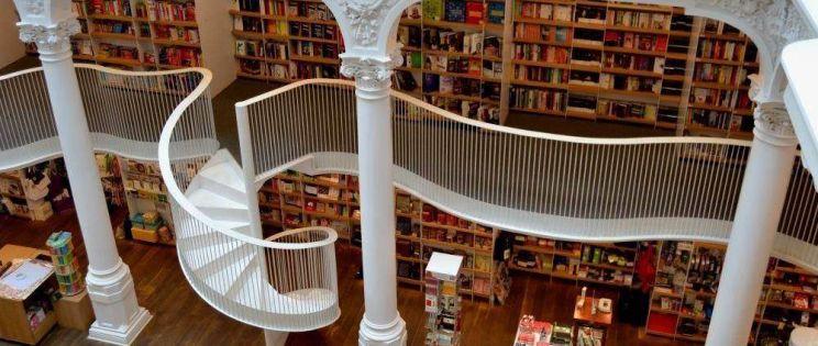Carturesti Carusel, una Librería para los sentidos, en el centro de Bucarest