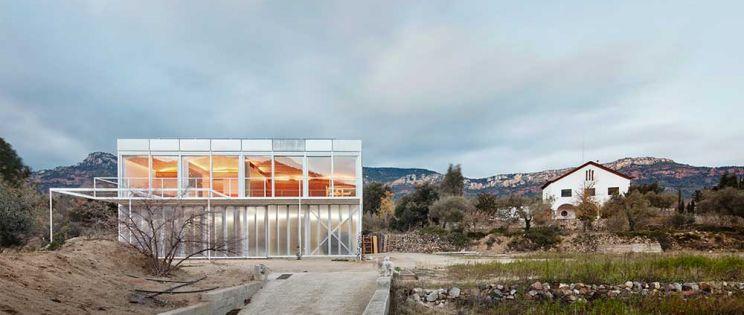 Casa OE, por Fake Industries Architectural Agonism y aixopluc