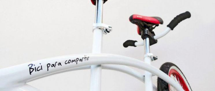 """Duetta"" La bicicleta para dos"