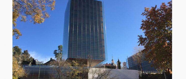 Edificio CASTELAR en Madrid: una Obra Maestra