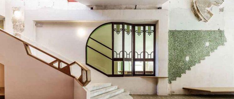 Rehabilitación de la Sala Beckett, por Flores y Prats Arquitectos
