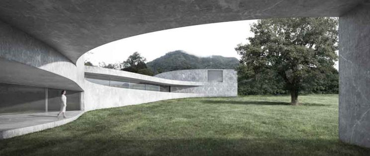 Casa de los Siete Jardines en Sotogrande, por Fran Silvestre Arquitectos