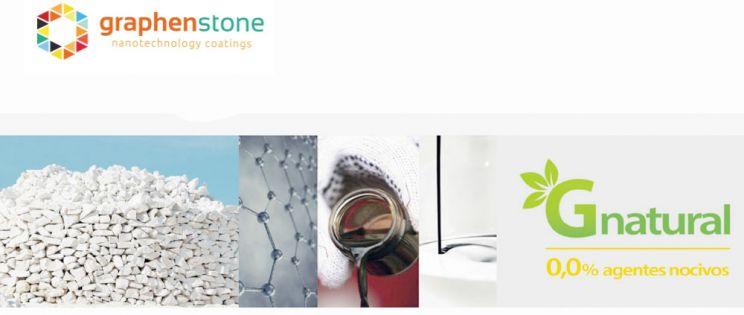 Graphenstone: revestimientos ecol�gicos, naturales y nanotecnol�gicos