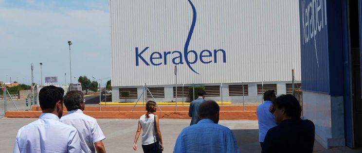 En el corazón de Keraben Grupo.