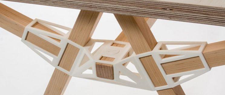 Keystone. Construye tus propios muebles