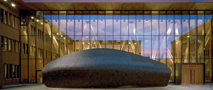 Centro de investigaci�n del bosque, METLA, SARC Architects