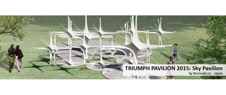 Concurso de Diseño y arquitectura del Triumph Pavilion 2016: