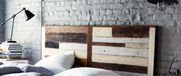 """Dormitorios con """"CABEZA"""". Ideas para decorar el cabecero de la cama"""