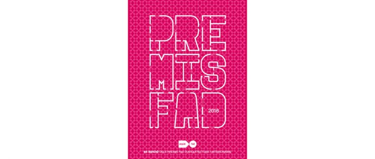Convocatoria abierta. Premios FAD 2016